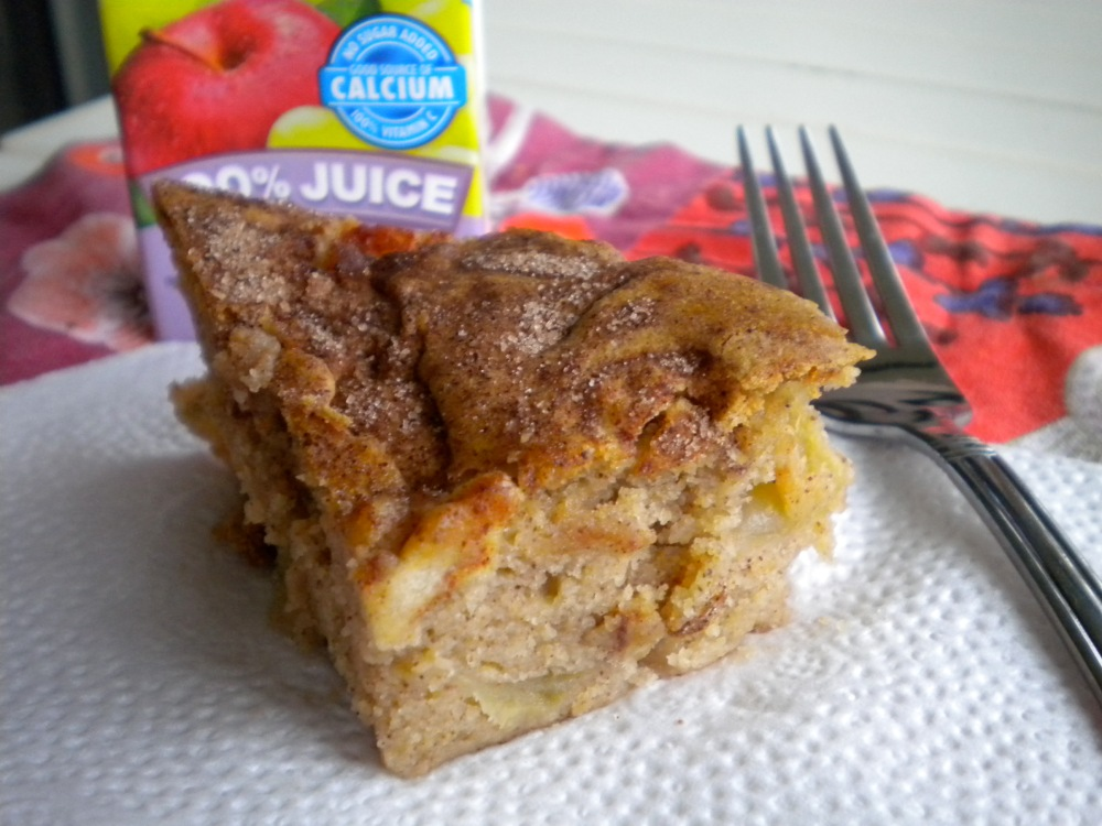apple spice bars