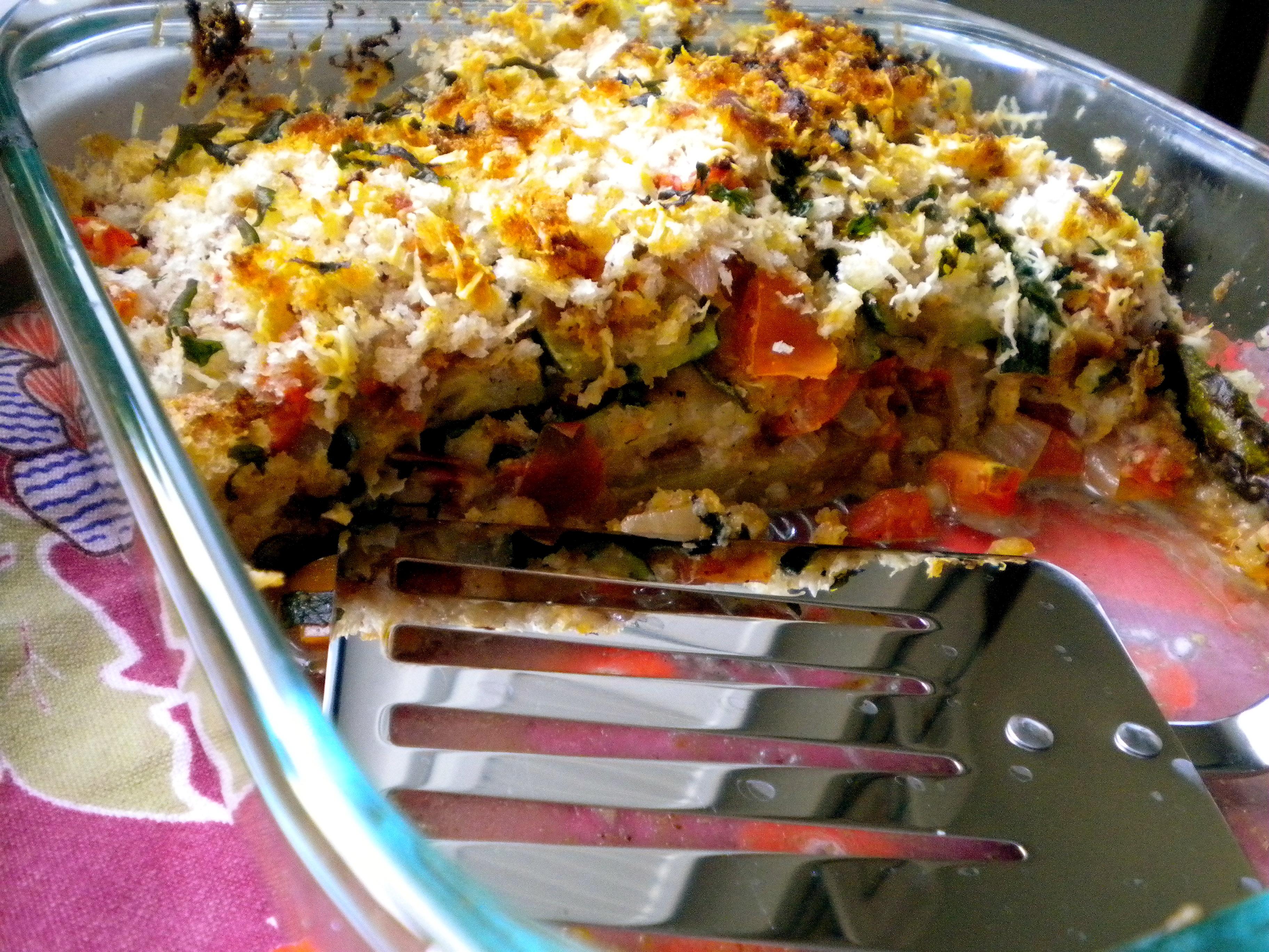 Tomato, Zucchini, and Eggplant Gratin Tomato, Zucchini, and Eggplant Gratin new images