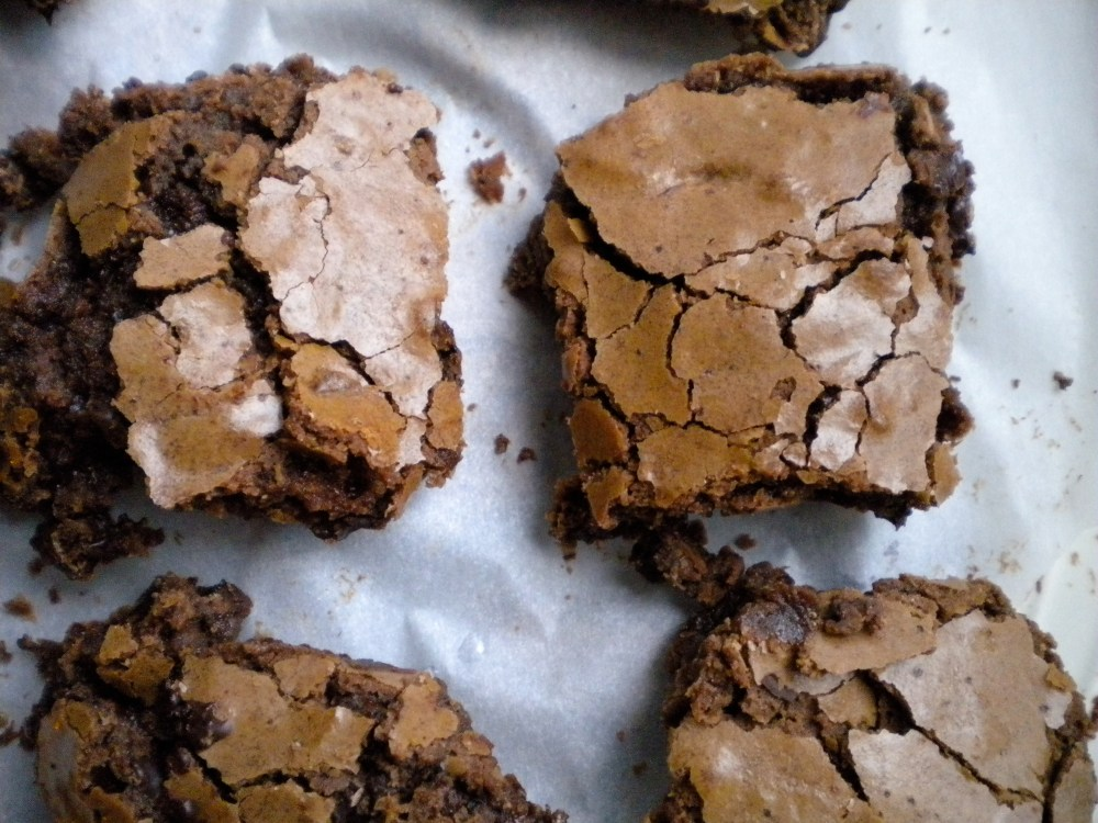 not bow brownies