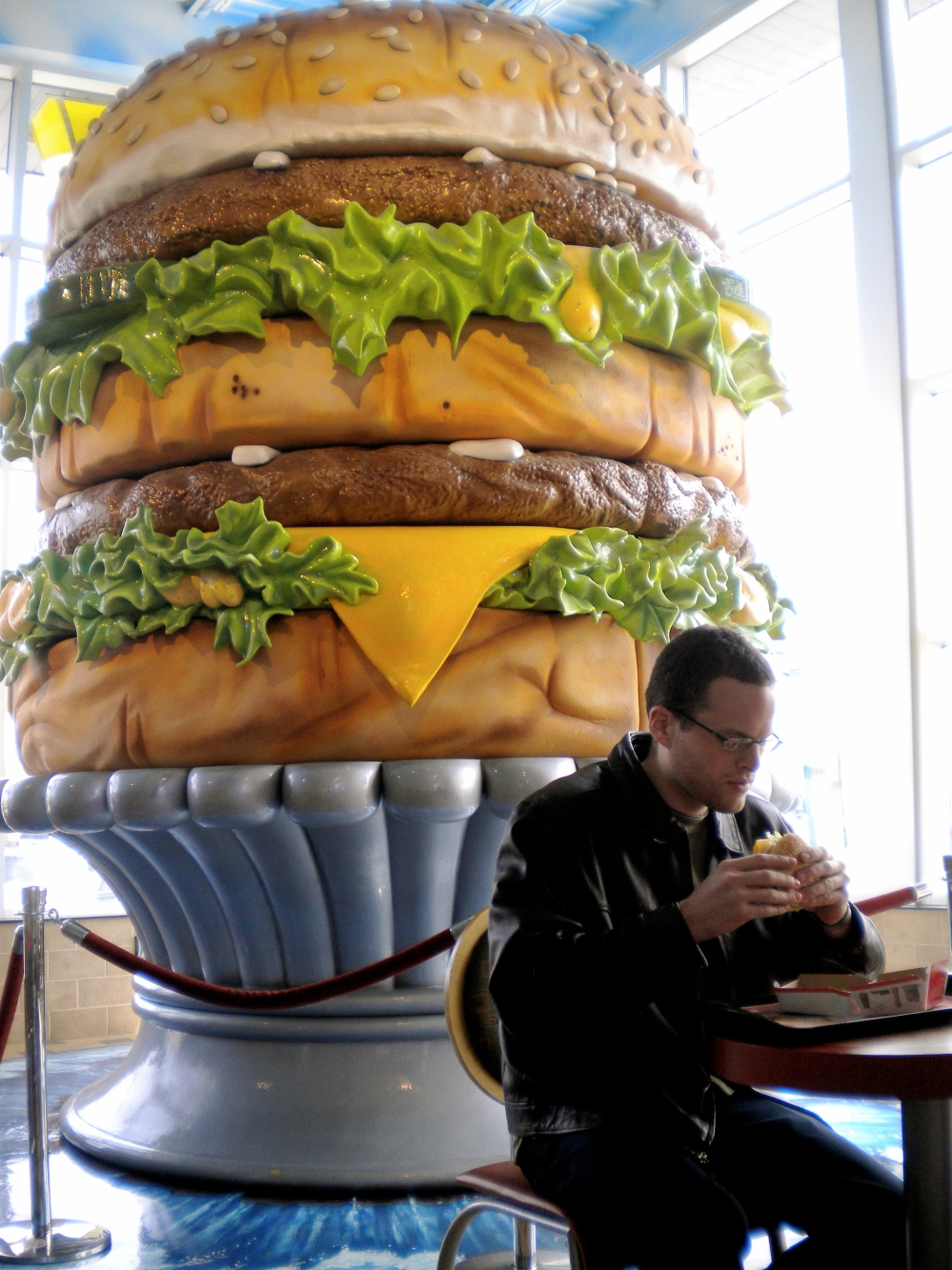 biggest big mac