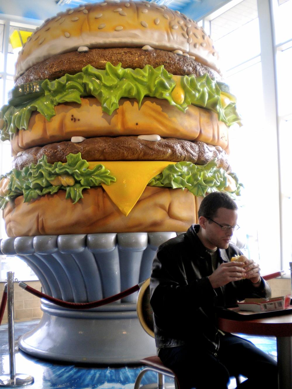 biggest big mac
