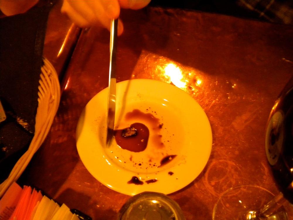 olive oil vinegar heart