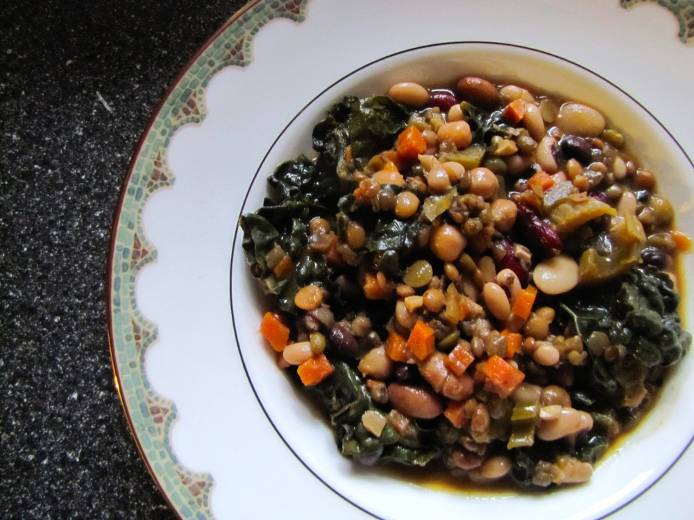 fourteen bean soup