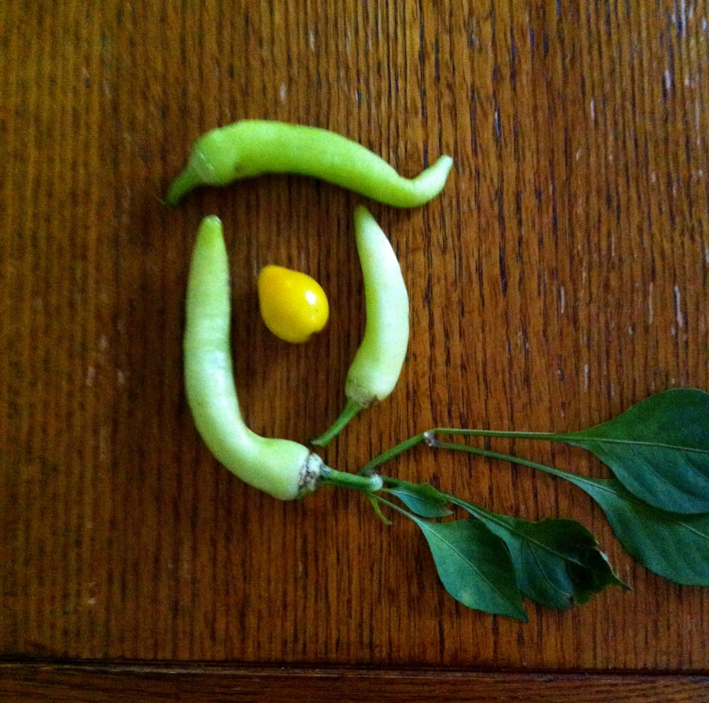 banana peppers
