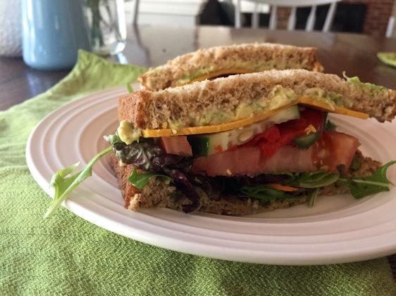 Saturday sandwiches